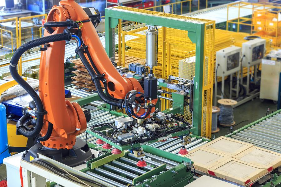 automation en machinebouw